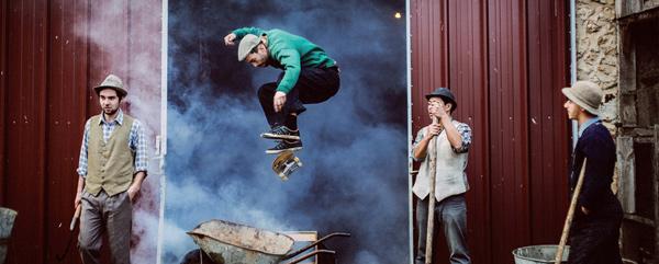 Skate modern © Sevremoine