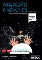 Angers: Festival Premiers Plans une exposition Mirages & Miracles