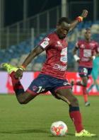Famara Diedhiou, meilleur butteur de ligue 2, a signé à Angers
