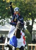 Maine-et-Loire: Deux nouveaux cavaliers rejoignent le Parc Départemental de l'Isle Briand