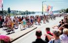 Année record pour l'Anjou Vélo Vintage avec 8 500 participants