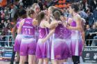 Union F�minine Angers Basket 49 - ufab49�: L��quipe au complet, pour prendre un nouveau d�part