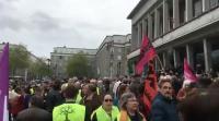 1er mai 2019 convergence des luttes à Brest