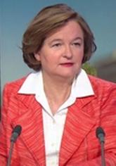 Nathalie Loiseau l'emporte à Brest