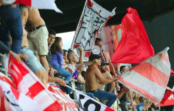Les supporters Brestois ont répondu présent
