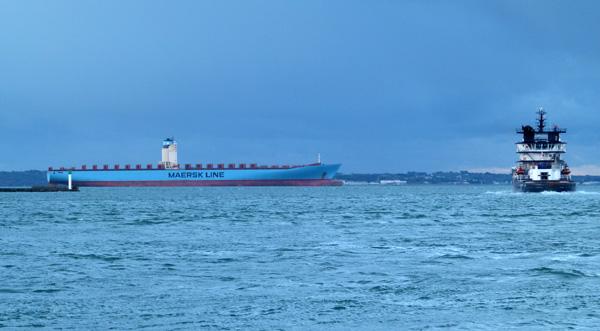 Port de Brest ©Images & Idées