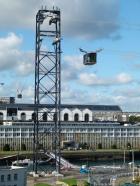 Brest: Le téléphérique bientôt mis en service