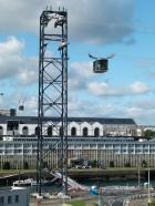 Brest: Le téléphérique va pouvoir redémarrer demain
