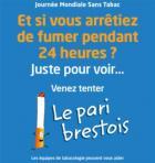 Brest se mobilise pour la journée mondiale sans tabac