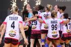 Le Brest Bretagne Handball en finale de la Coupe de France