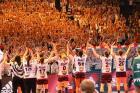 Les Brestoises ont remporté la Coupe de France de Handball