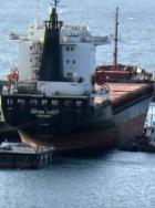 Port de Brest Captain Tsarev : une démolition à la hussarde?