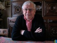 Pêr Loquet,initiateur du festival du livre.
