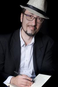Damien Porte-plume animera l'atelier d'écriture du samedi 9 février.