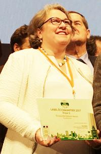 Stéphanie Phan Thanh, maire de Guérande