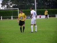 Le match des deux entraîneurs-joueurs a tourné à l'avantage du Baulois Valérian Peslier.