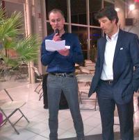 Jean-Michel Campion et Jean-Christophe Léac