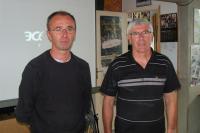 René Tobie et Eric Vincendeau