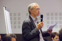 Gérard Bison, chargé de piloter le projet.