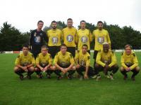 L'équipe de la saison dernière championne de DRH