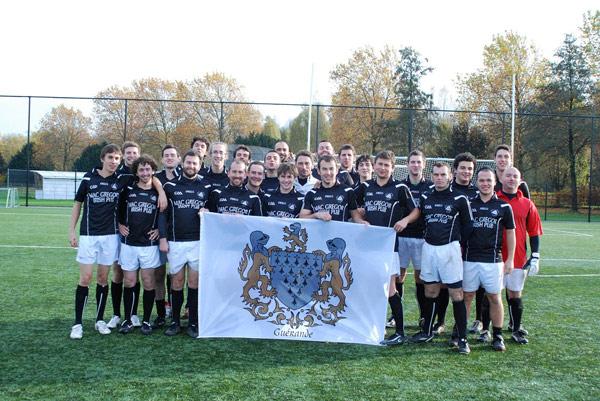 L'équipe de football gaélique de Guérande