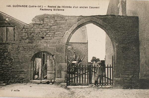 Guérande Faubourg Biziene