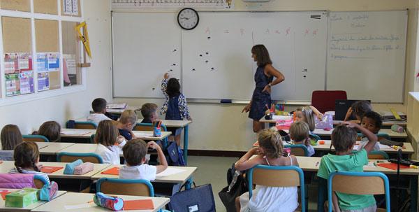 Guérande classe maternelle