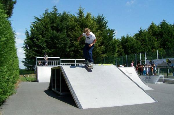 Skatepark Guérande