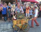 Guérande :  Concert et déambulation aux «Retours de Plage» jeudi 17 août