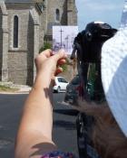 Guérande : après-midi  découverte de la cité médiévale un appareil photo à la main.