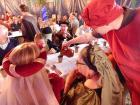 Guérande : La fête médiévale innove avec les repas spectacles