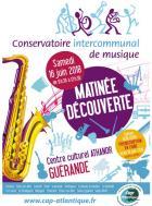 Guérande : Le Conservatoire intercommunal de musique ouvre ses portes