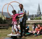 Guérande: Le monde du cirque à la Médiathèque