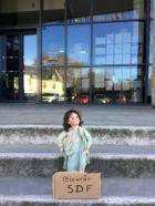 Guérande: Les poupées SDF