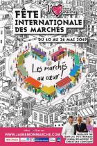 Guérande et Nantes participent à la Fête Internationale des Marchés saison 5!