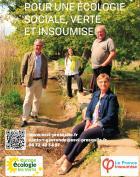 La France Insoumise et EuropeEcologieles Verts ont réussi l'union pour le canton deGuérande