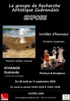 Le Groupement de Recherche Artistique de Guérande expose