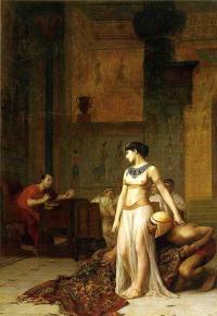 César et Cléopatre