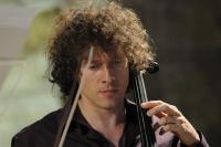 Le violoncelliste François Salque.