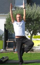 Jeremy Bosh,coach sportif