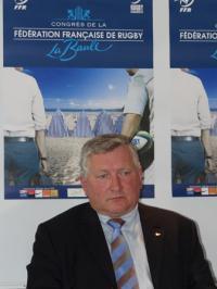 Alain Gripon vice président du comité des Pays de la Loire de la FFR