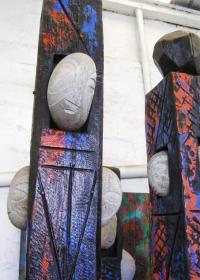Sculpture de Serge Boué Kovacs