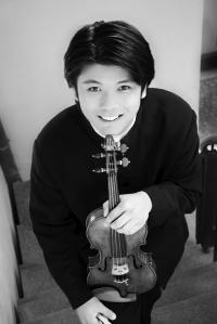 Le violoniste Daishin Kashimoto.