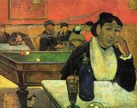 Gaughin Café de nuit Arles
