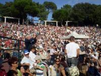 Le parc des Dryades accueillera Carmen sur un écran géant