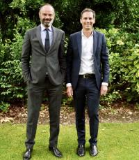 Edouard Philippe, Jean-Yves Gontier