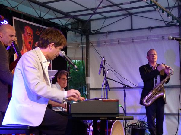 Matthieu Boré Quartet