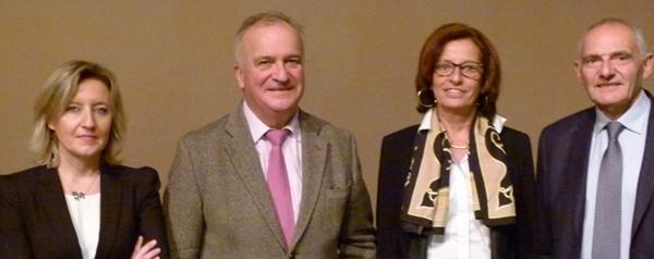 Sylvie Guiheneuf Goslin, Gatien Meunier, Danièle Rival, Gérard Le Cam