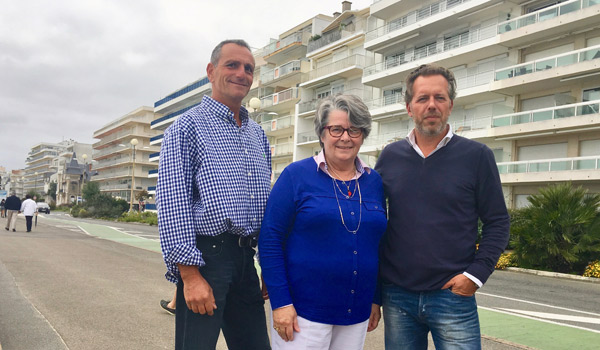 Gabriel Dahan, Marie-Yvonne Halpern, Nicolas Appert