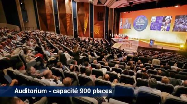 La Baule Atlantia l'auditorium